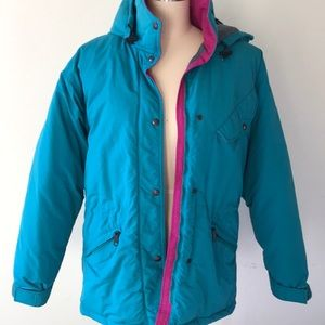 Like new north face down coat